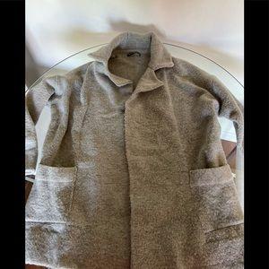 Brandy Melville sweater coat